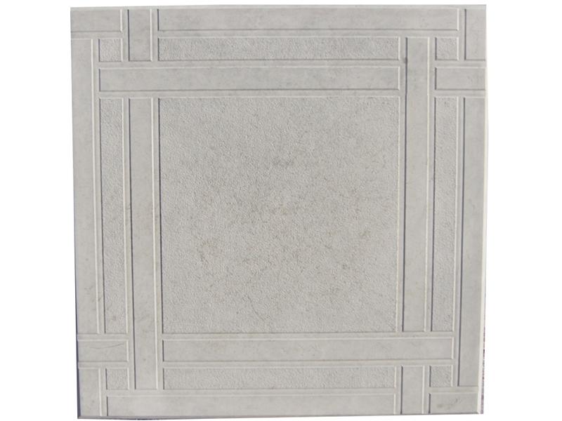 Форма тротуарной  плитки «Квадрат плетение»