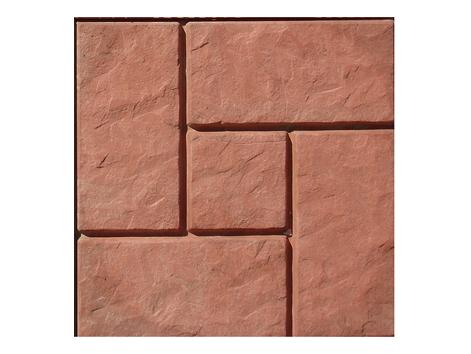 Форма тротуарной плитки «Калифорния рваная»