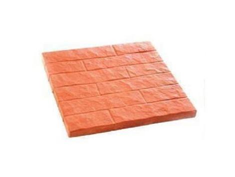 Форма тротуарной плитки «Ступень»