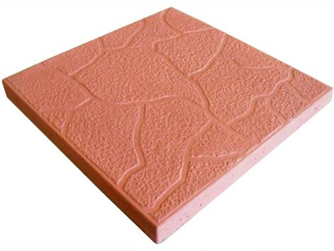 Форма тротуарной плитки «Тучка»
