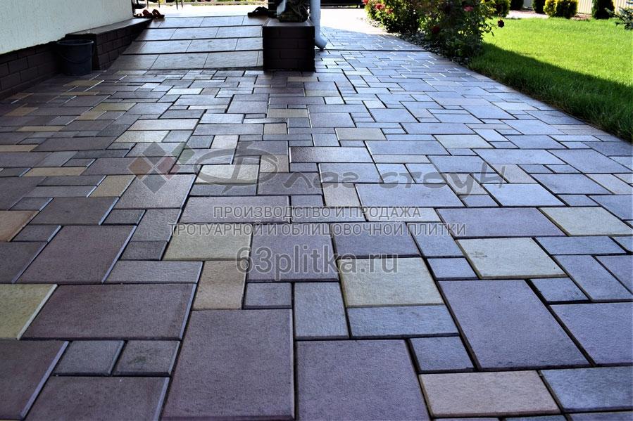 Тротуарная плитка «Европа»