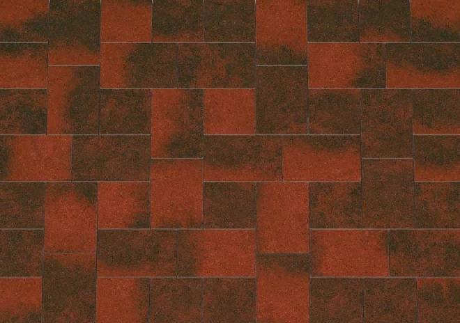 Вибропрессованная тротуарная плитка «Гросмикс»