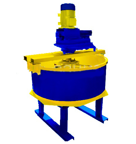Бетоносмеситель БС-М245 объем 570 литров