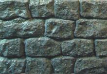 Фасадная плита «Замковый камень»