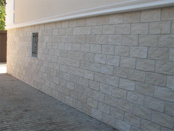 Декоративная плитка «Средневековая скала»