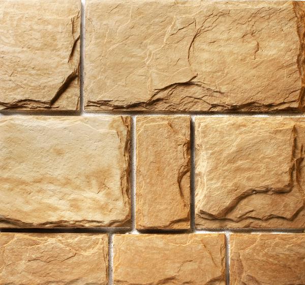 Декоративный камень «Песчаник»