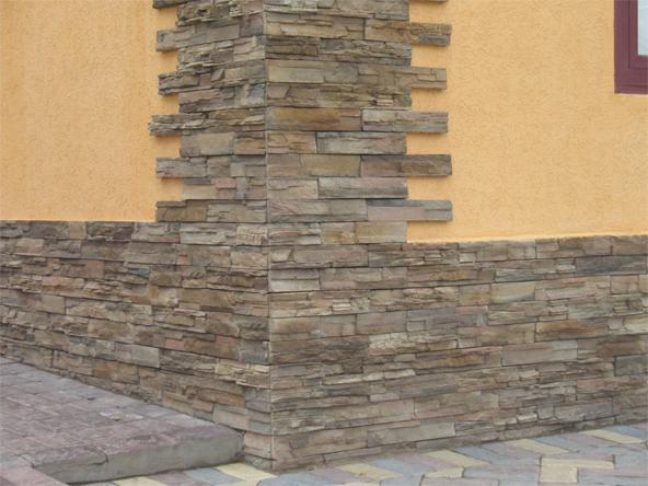 Декоративный камень «Волжский сланец»