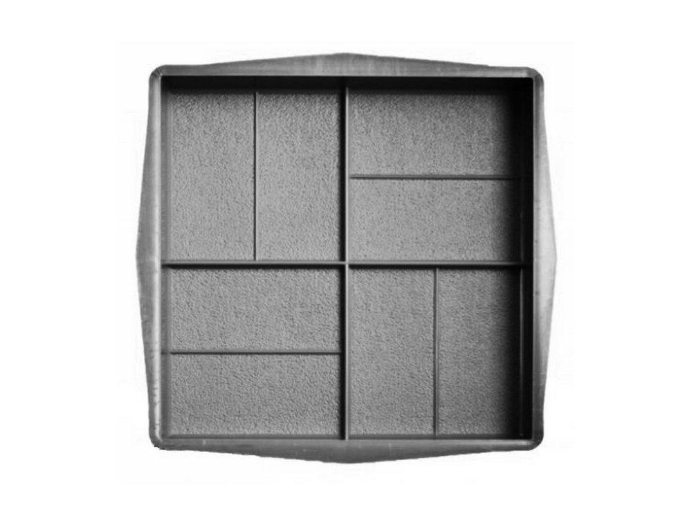 Форма тротуарной плитки «8 Кирпичей»