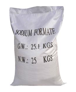 Противоморозная добавка Формиат натрия