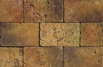 Декоративный камень «Травертин»