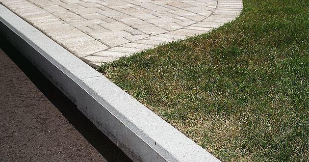 Бордюр  «Тротуарный»