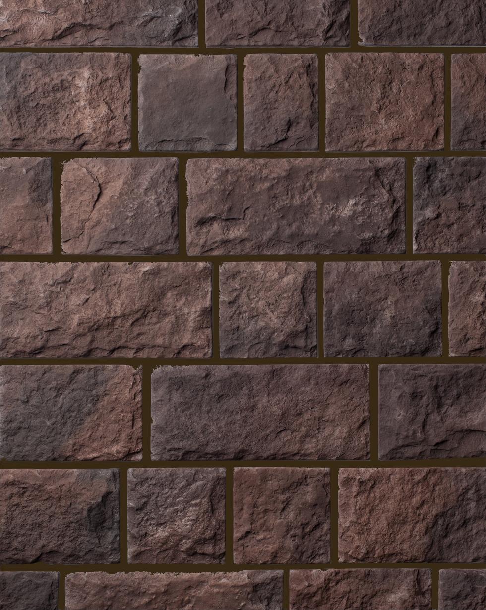 Декоративный камень «Замок Прадо». Артикул 161-957