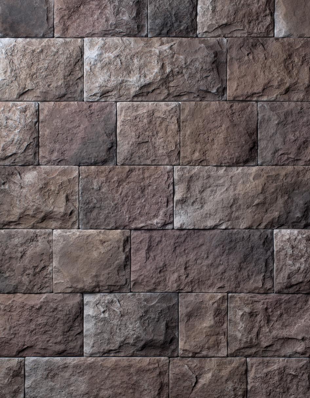 Декоративный камень «Замок Прадо». Артикул 166-432