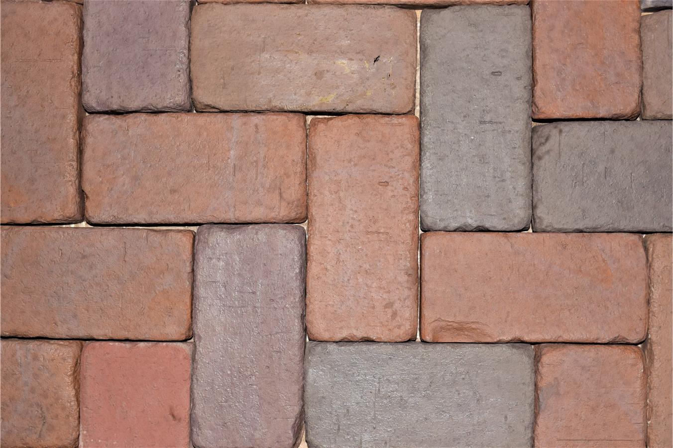 Тротуарная плитка «Клинкерная брусчатка»