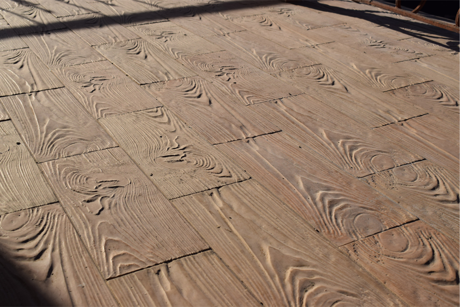 Тротуарная плитка «Доска»